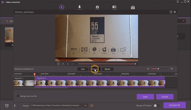 أفضل وأخطر برامج الكمبيوتر برنامج Wondershare Video Converter بمميزات أسطورية