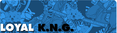Loyal K.N.G. Clothing Brand Banner