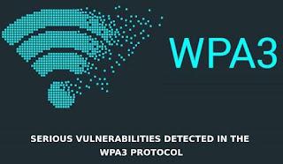 Protokol WPA3 Memiliki Kerentanan Yang Sangat Fatal