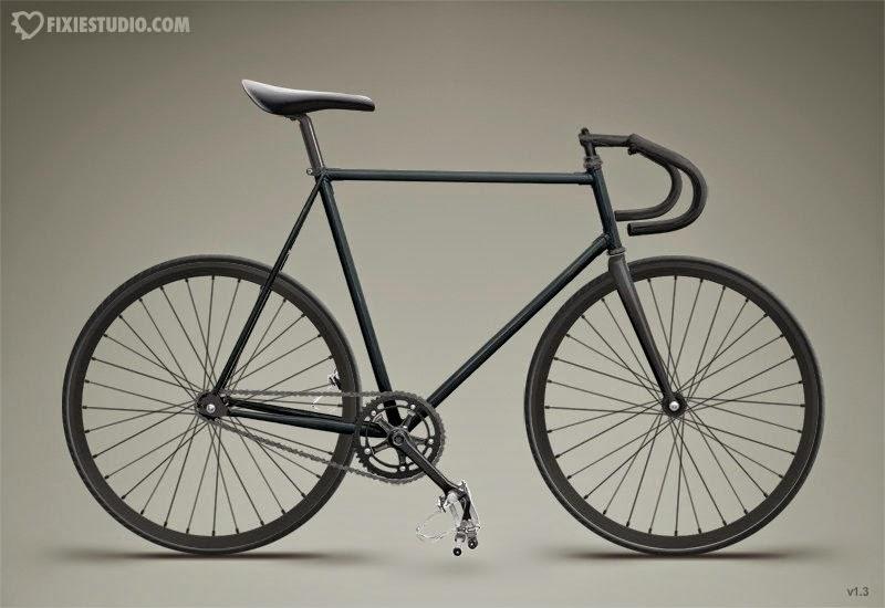 Harga Jual Sepeda Fixie Rakitan Murah