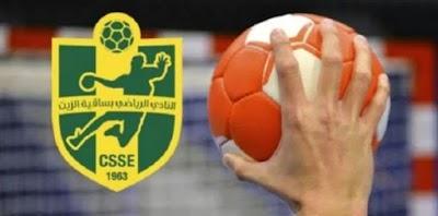 كرة اليد: نادي ساقية الزيت يتأهل الى نصف نهائي البطولة العربية
