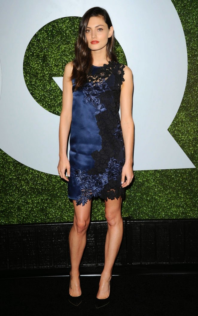 Phoebe Tonkin – 2014 GQ Men Of The Year Party in LA