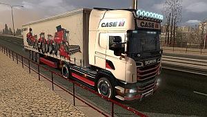 Case IH Scania R skin