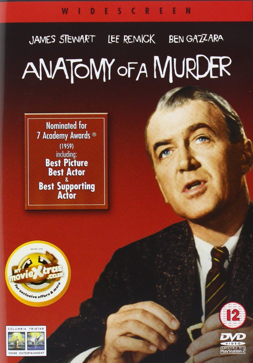 Jazz solo....o con leche: ANATOMY OF A MURDER (Movie & Soundtrack ...