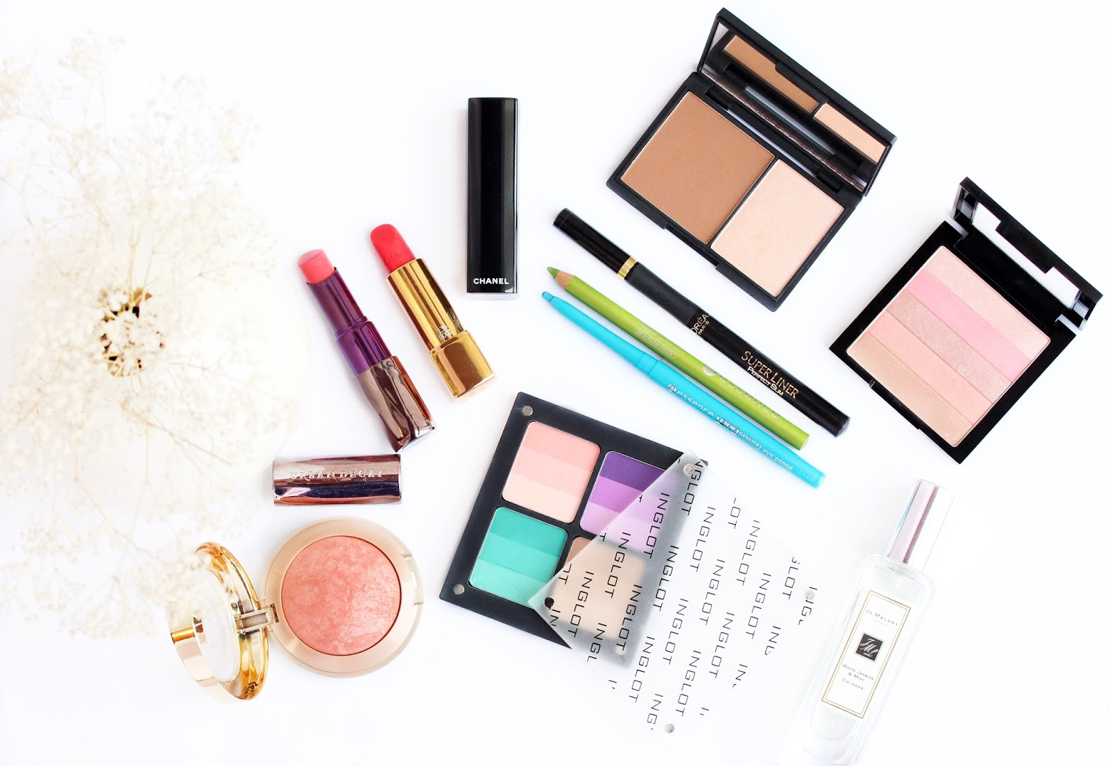 Spring 2015 Beauty Picks