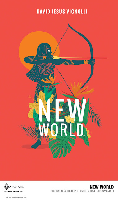 NEW WORLD from BOOM! Studios