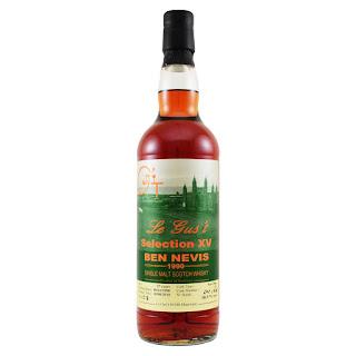 ben nevis, le gus't, whisky