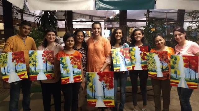 Canvas Painting Event