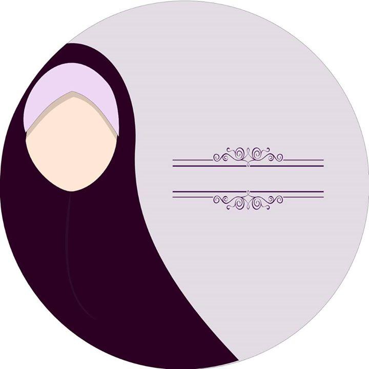 Hijab Catatan Kecil Animasi Fashion