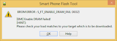 S_FT Enable dram fail (4032)
