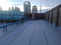 waterproofing coating gedung lipi
