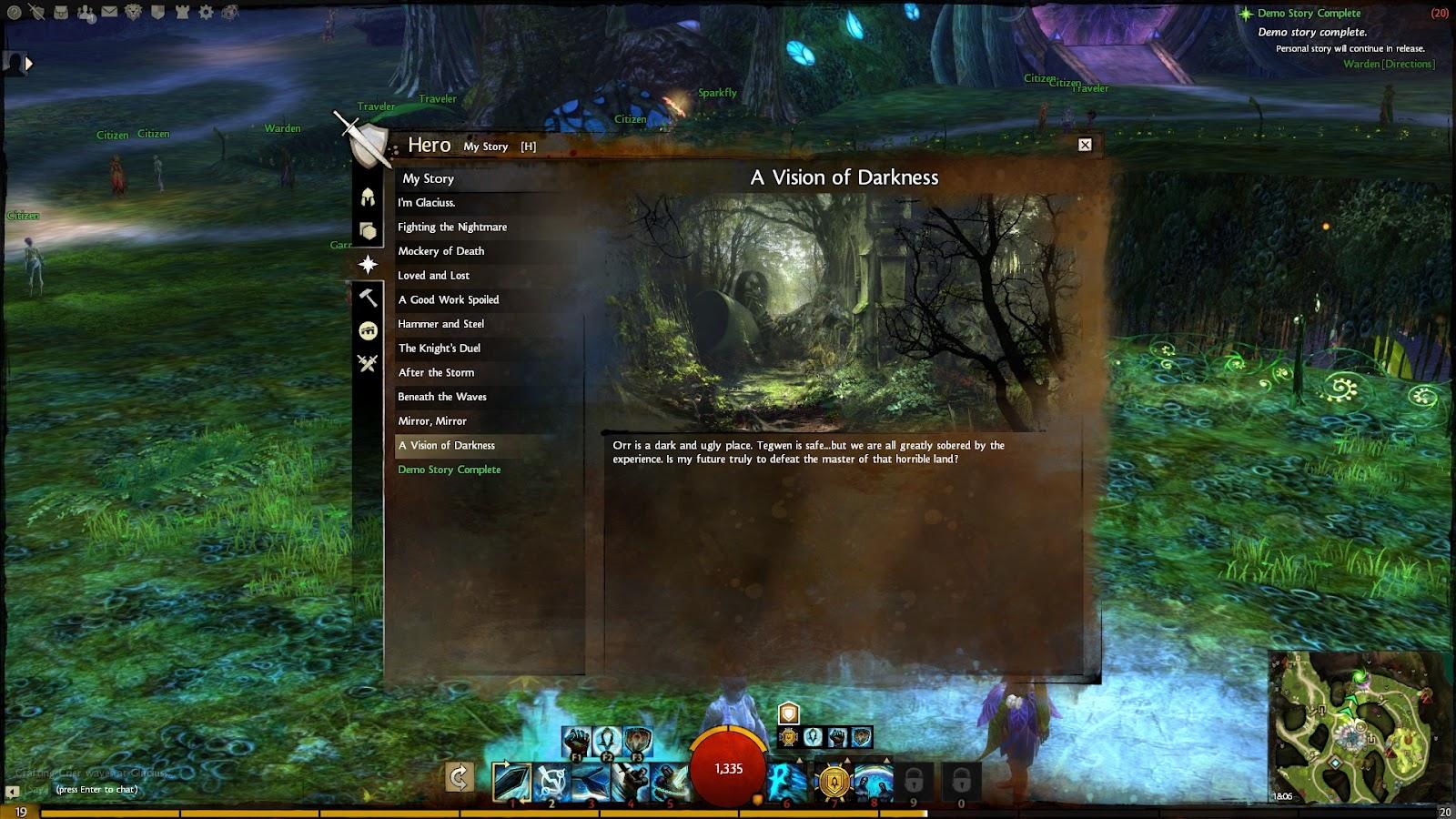 Guild Wars 2 Final Beta Part 3: PvE: Lands of Orr