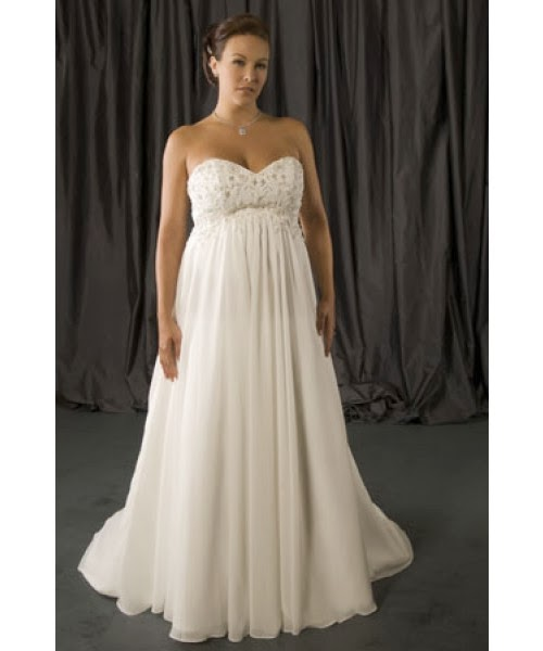 Used Plus Size Wedding Dresses: USED WEDDING GOWN : GET HIGH QUALITY PLUS SIZE DRESS WITH