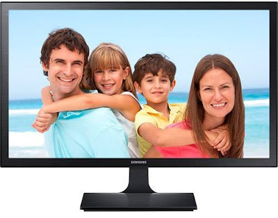 Foto do Monitor LED 21,5 Samsung Full HD S22E310