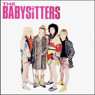 Image result for The Babysitters - The Babysitters lp