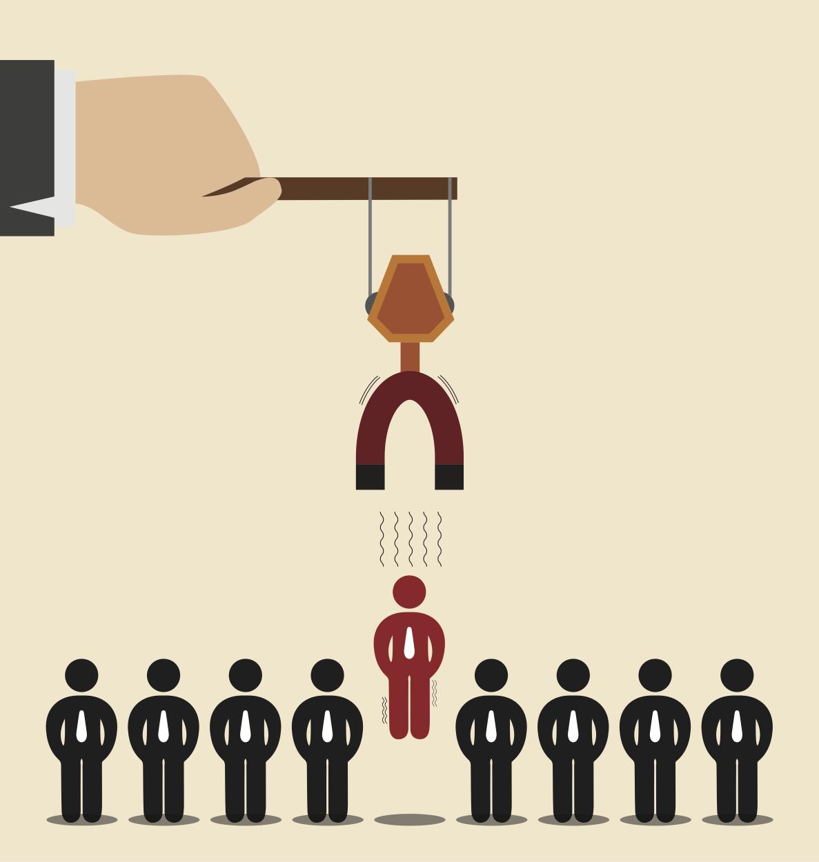 Como Contratar as Pessoas Certas – Sem Dilemas