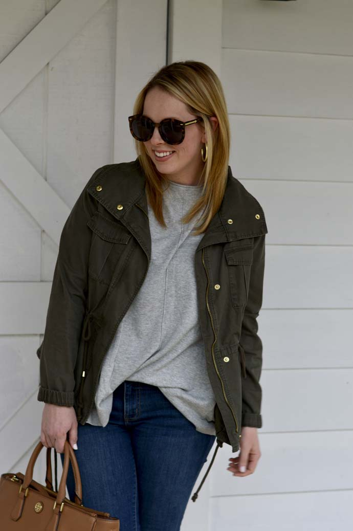 Spring Outfit Inspiration A Blonde's Moment