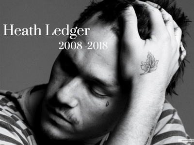 Heath Ledger Day - 22/01/2018