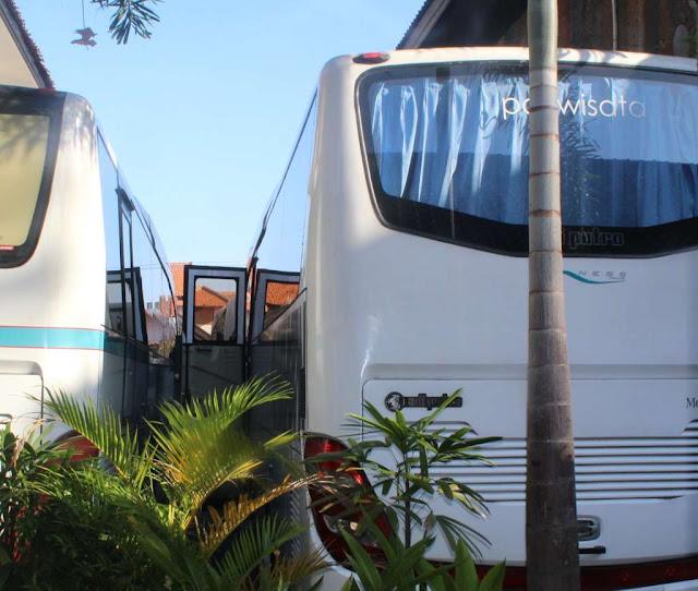 Cara Cermat Memilih Bus Pariwisata