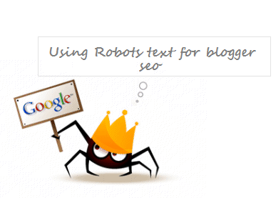 Using robots text for better seo in blogger | 101helper