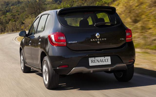 Renault inicia a produção nacional do motor 1.6 SCe