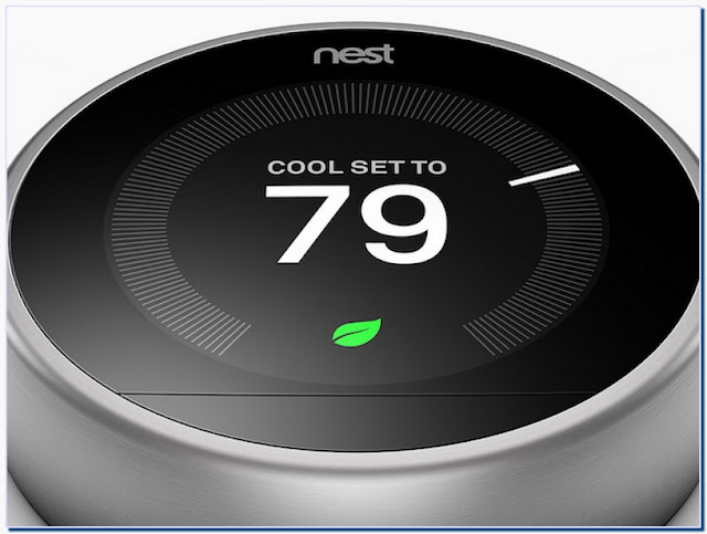 Nest thermostat homekit number