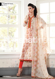 Nishat linen Summer Collection 2013