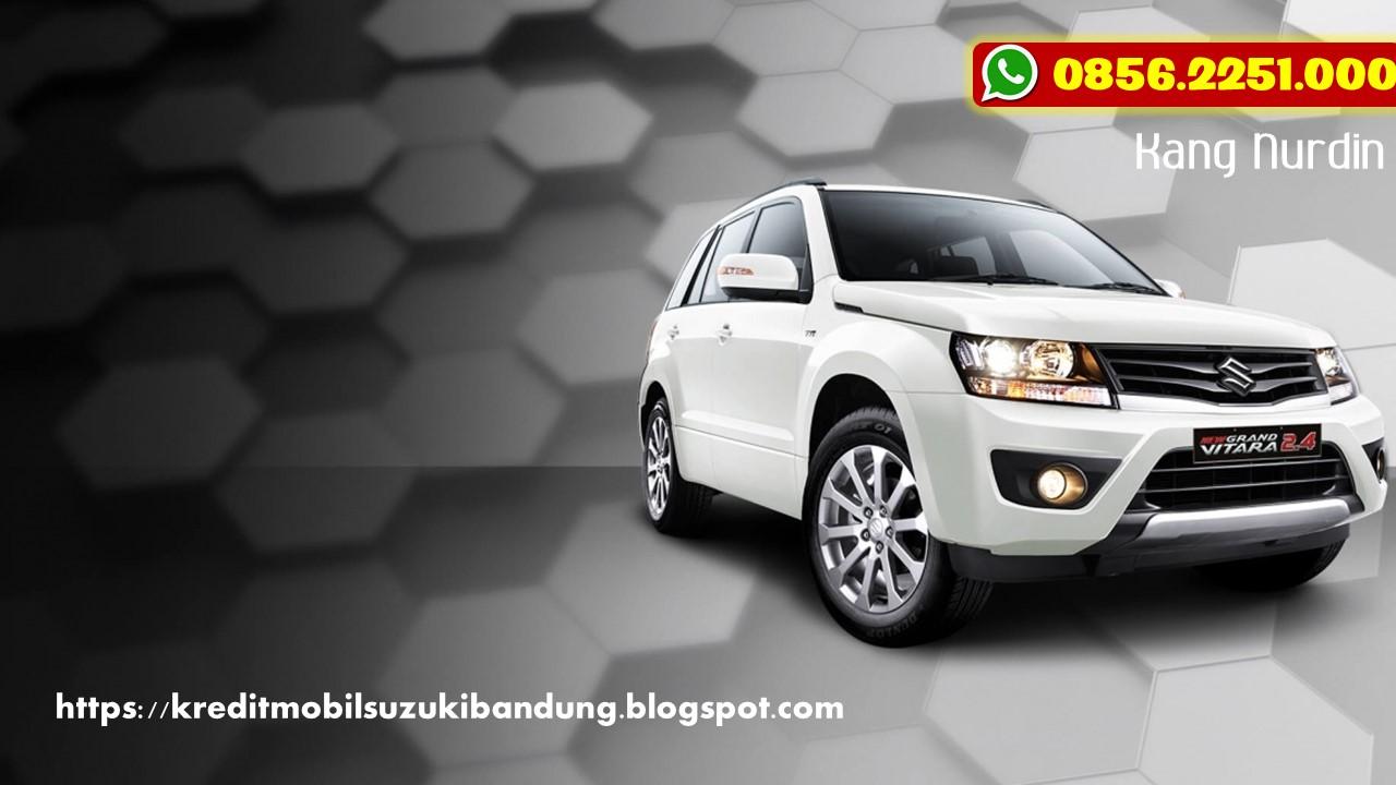 Harga Suzuki Grand Vitara, Suzuki Grand Vitara Bandung