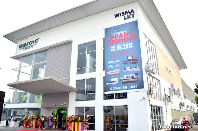 Maju Home Concept Puchong Retail Store Grand Opening