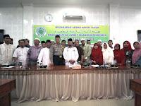 Hadiri Muzakarah di MUI, Kapolda Bahas Tantangan Ummat Muslim Menuju Rahmatan lil'alamin