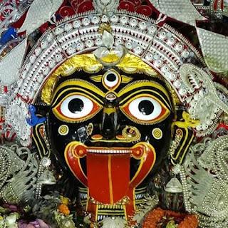 Maa Kali of Bira Pratappur, Puri