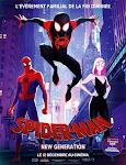Pelicula Spider-Man: Un nuevo universo