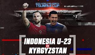 Timnas Indonesia vs Kirgizstan Penentuan Juara Turnamen Aceh Solidarity 2017
