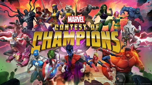Download Marvel Contest of Champions Apk Mod Game