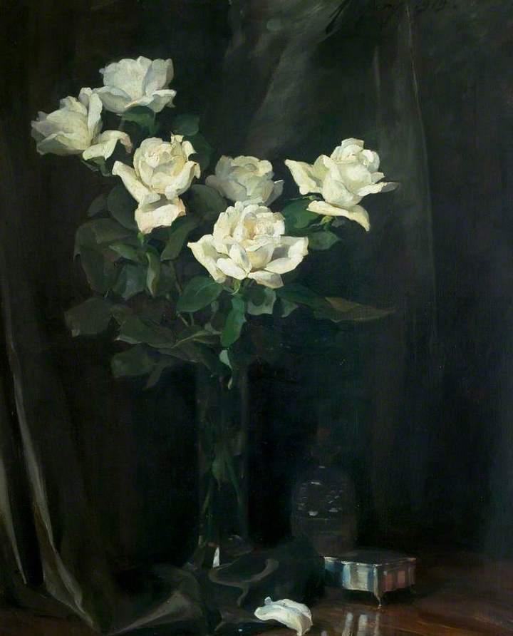 Roses Triumphant. Anna Airy