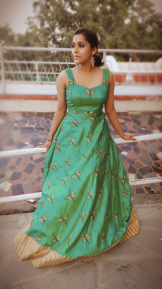 Actress RashmiGautham Latest Images