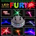 Đèn led Fury cảm ứng ánh sáng trang trí quán cafe