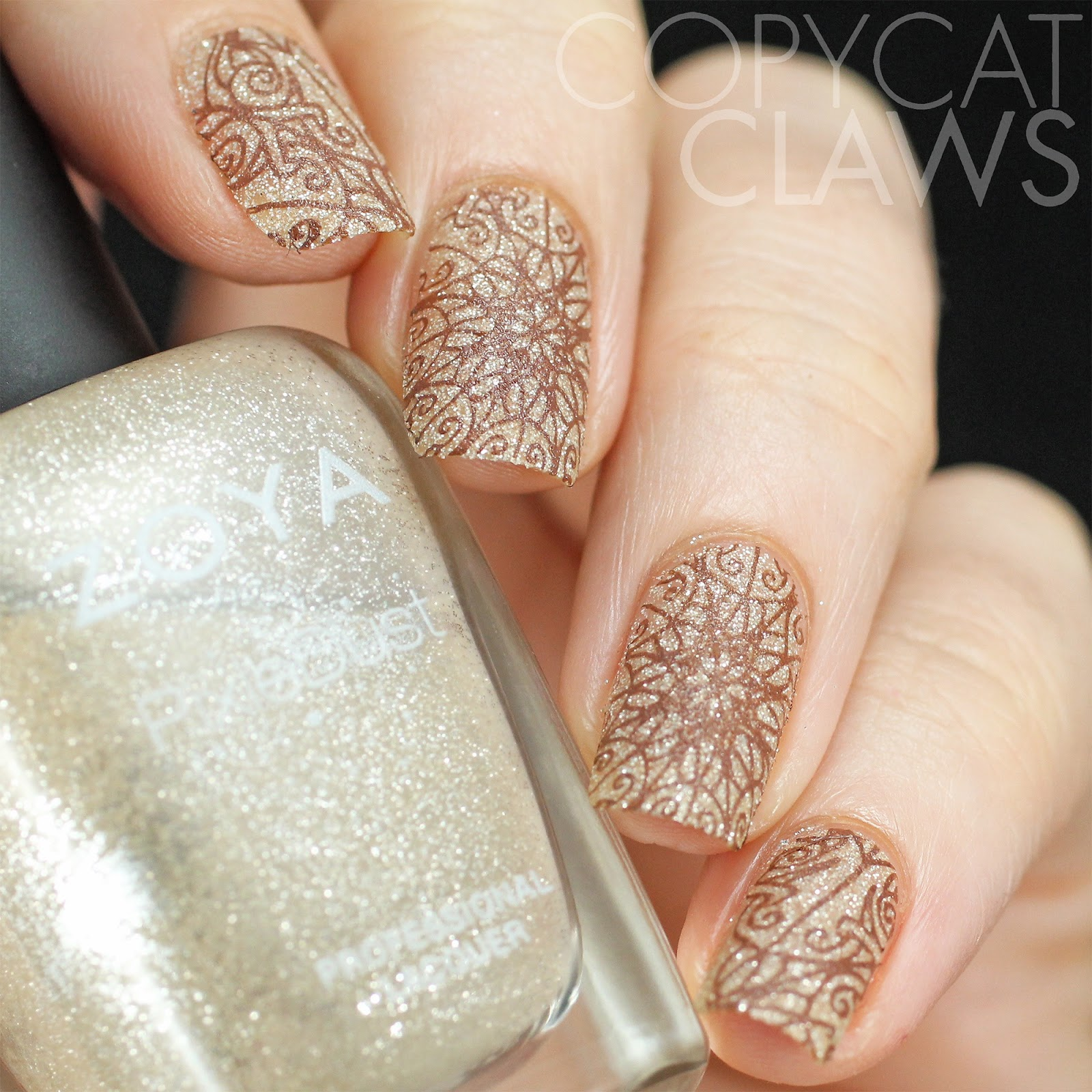 Copycat Claws: UberChic Beauty Collection 8 and Mini Uber Mats