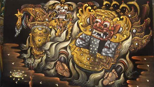 Seni Rupa Murni Daerah Dan Cara Menentukan Tema Senibudayasia