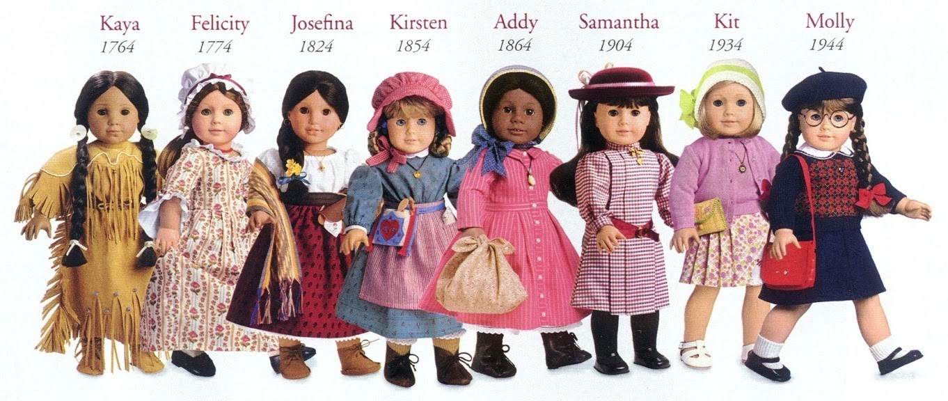 Sensational American Girl Introduces A Black Activist Doll From The Civil Hairstyles For Women Draintrainus