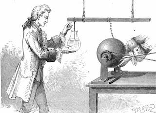 sejarah cara menghasilkan listrik