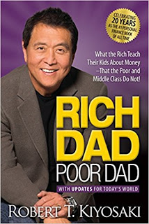 Rich Dad Poor Dad by Robert T. Kiyosaki Free Ebook PDF Download