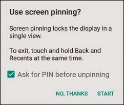 Cara Menggunakan Screen Pin di Android Lollipop