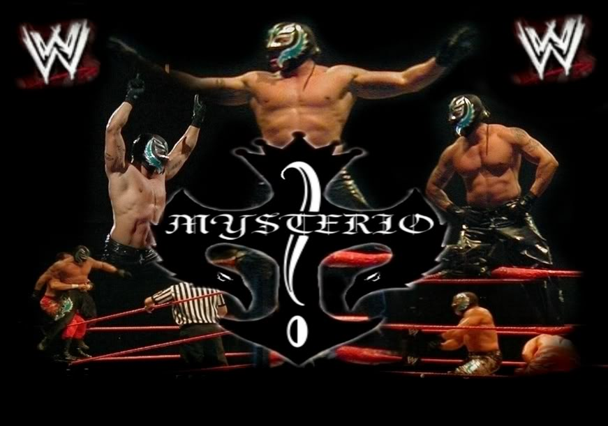 Wwe smackdown raw wallpapers wwe rey mysterio 619 - Wwe 619 images ...