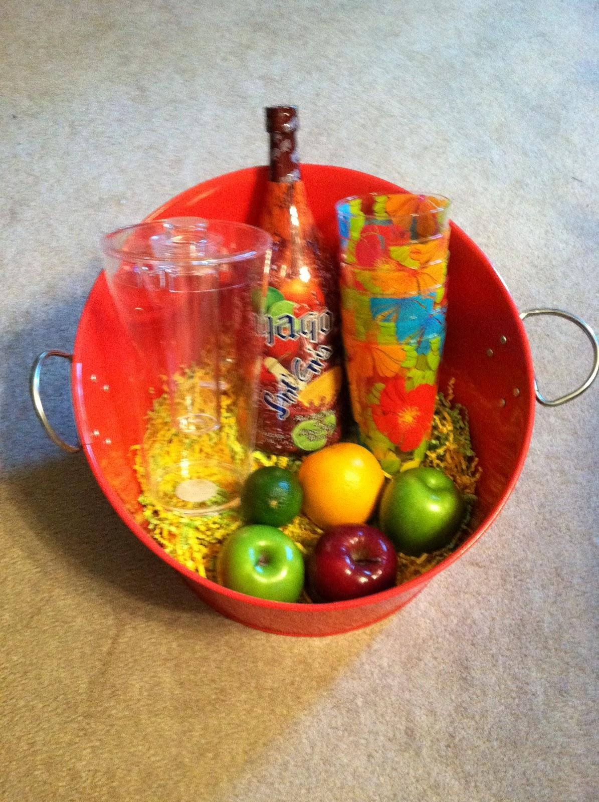 KrinkledKrafts: Gift Baskets