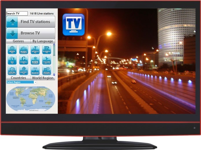 Watch 1700+ Live TV Channels on your PC free [No