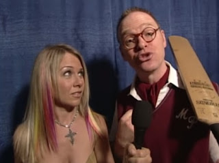NWA: TNA - First Ever Event - Goldy Locks interviews Mortimer Plumtree