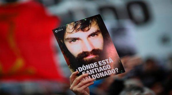 Interpol se une a búsqueda del argentino Santiago Maldonado