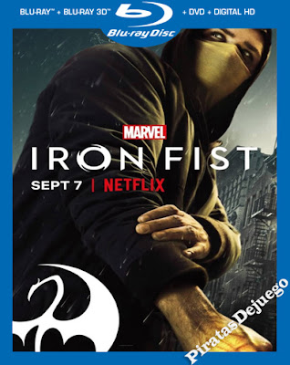Iron Fist Temporada 2 HD 1080P Latino