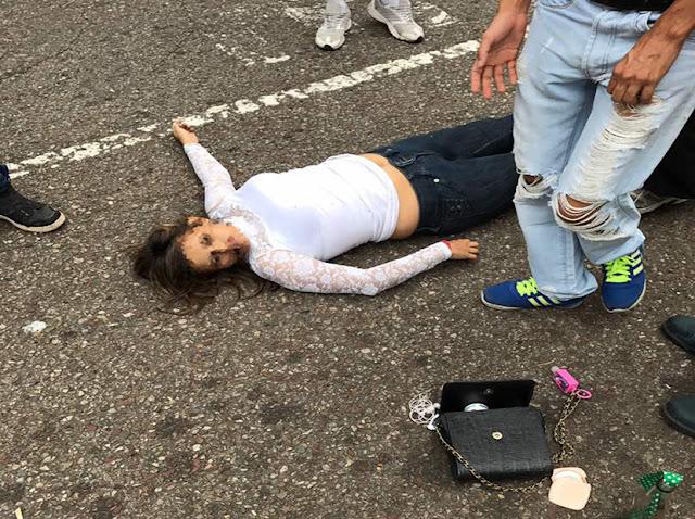 ¡SEGUNDA VÍCTIMA FATAL! Murió joven de 23 años un tiro en la cabeza tras protesta en San Cristóbal (+Fotos)